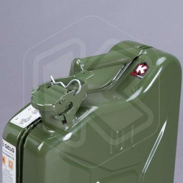 Tanica Benzina Metallo