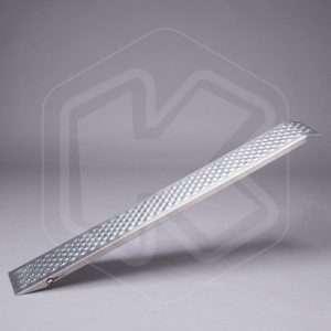 Rampa in Alluminio