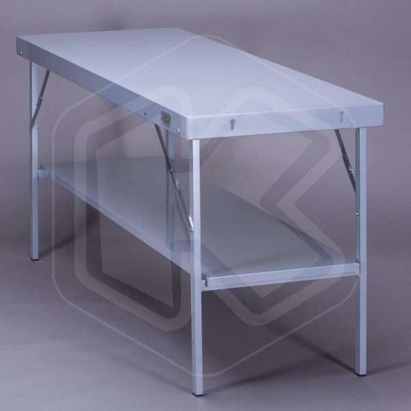 Tavolo Pieghevole in Alluminio