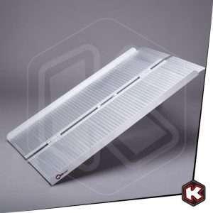 Rampa in Alluminio Trasportabile