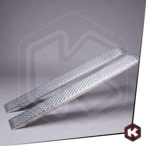 Coppia Rampe in Alluminio