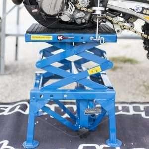 Cavalletto Idraulico Moto