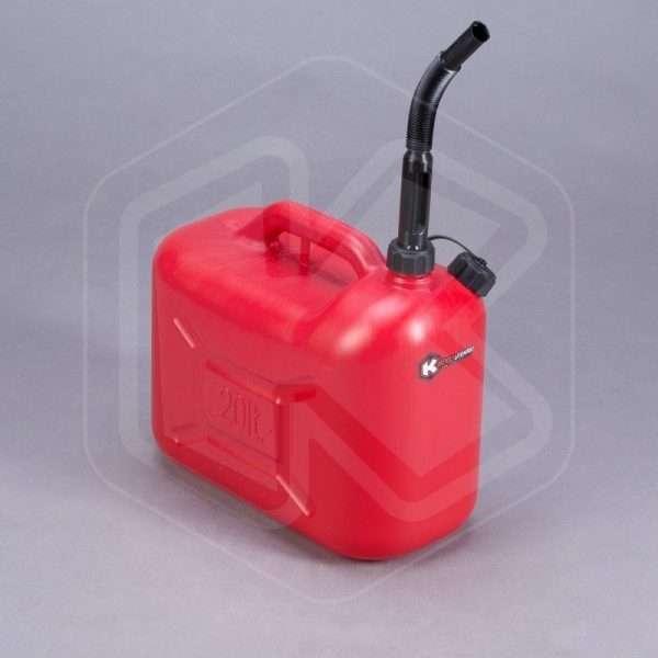 Tanica Benzina Plastica