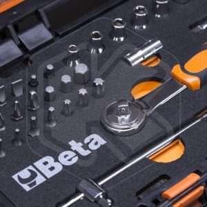 Cassetta 39 pz Bussole e Inserti 1/4 Beta 900/C12M