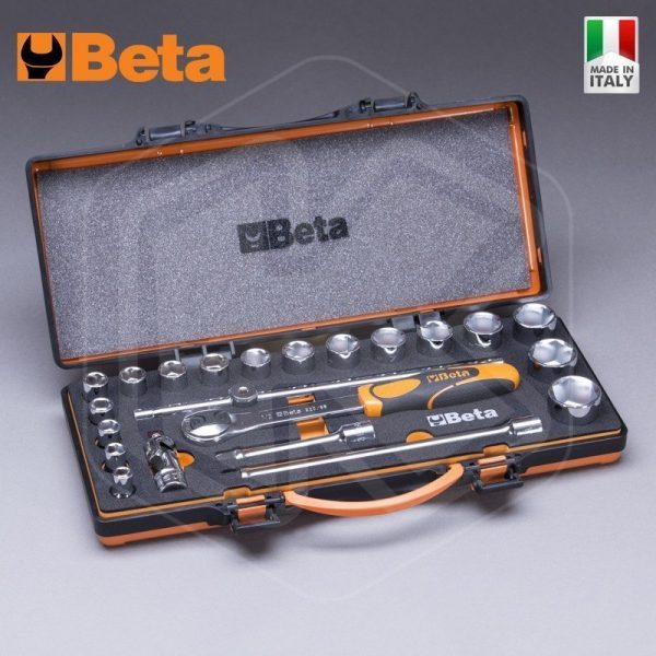 Casetta 22 pz Esagonali 1/2 Beta 920A/C17M