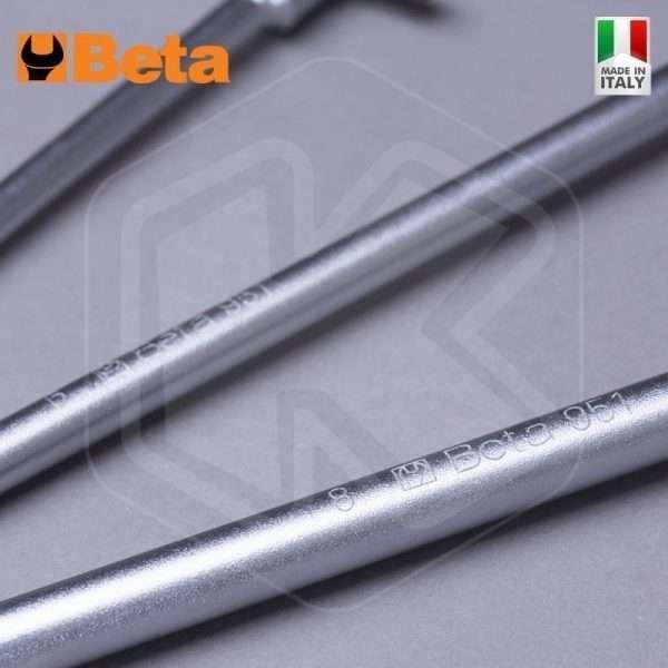 Beta - Set 6 chiavi a T Esagonali 951/S6
