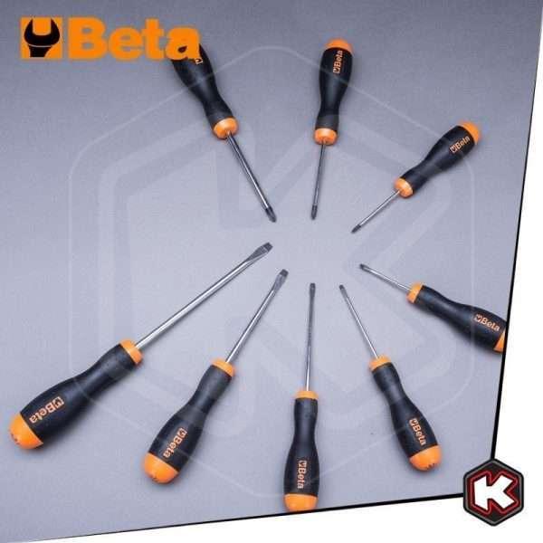 Beta - Giraviti Easy 1203/D8 serie 8pz