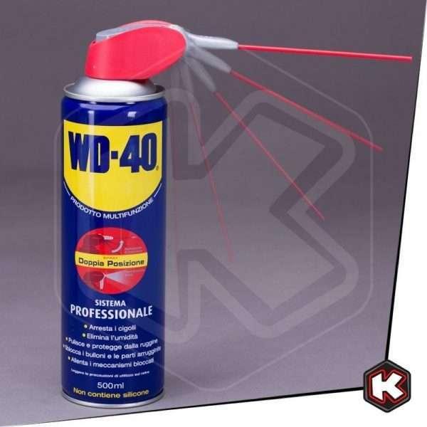 WD 40 Lubrificante