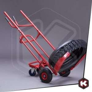 Carrello trasporto pneumatici