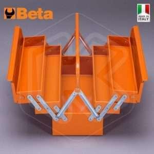 Beta - Cassetta porta attrezzi estendibile