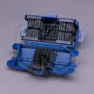Kit di pulizia catena moto