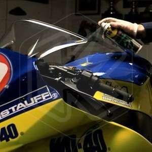 Cera lucidante al silicone Moto 400ml - WD40