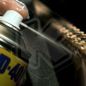 Lubrificante Catena Moto 400ml - WD40