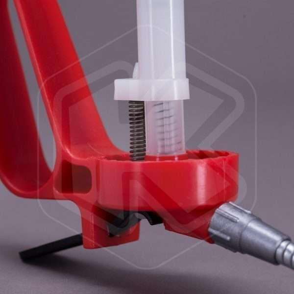 Oliatore in plastica con erogatore flessibile - 500ml