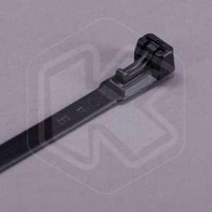 Fascette nylon riapribili Elematic 250x7,5 mm