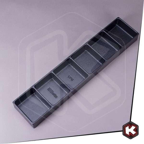 Termoformato portaminuterie Beta - VP6