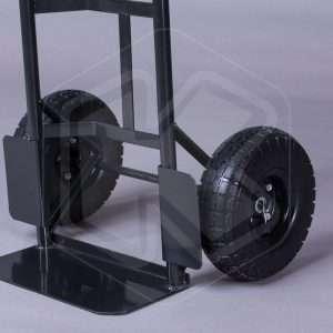 Carrello portapacchi a due ruote