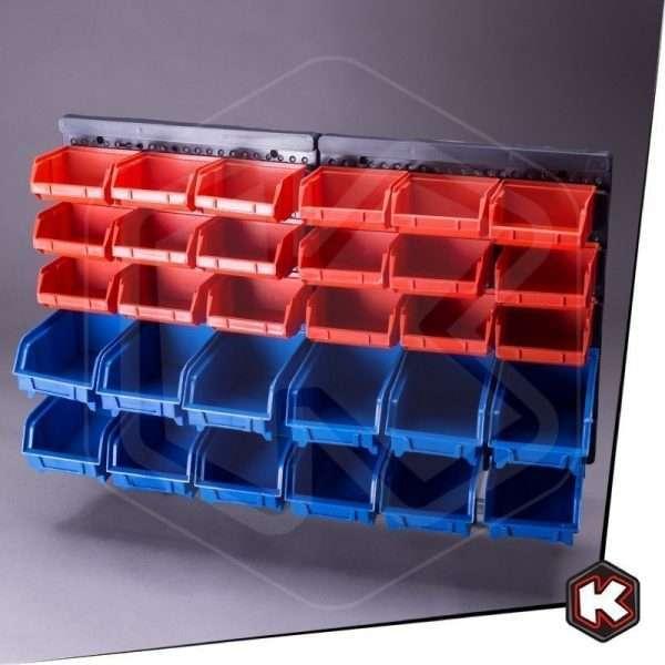 Kit 30 vaschette portaminuterie