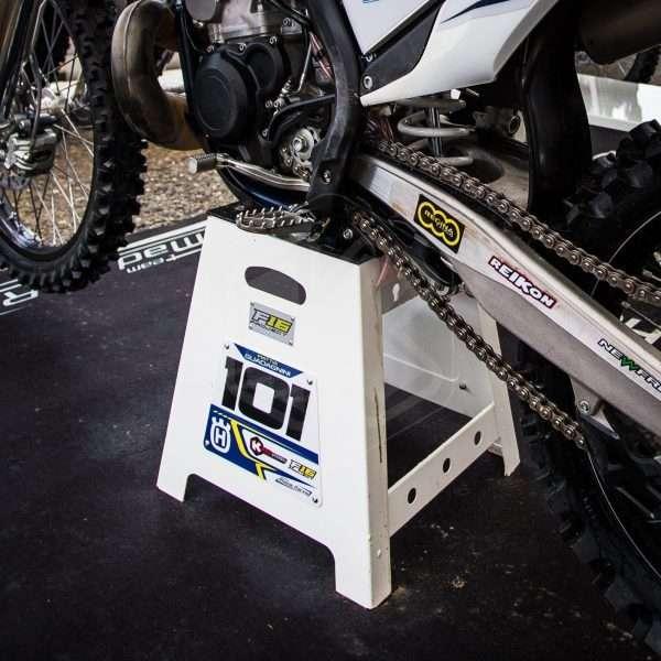 Cavalletto fisso motocross - F16