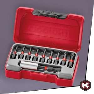 Set-10-inserti-torx-da-30mm-Teng-Tools